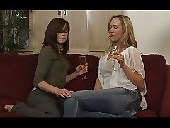 Old and Young xxx videos - first lesbian seduction