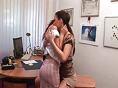 Office xxx clips - best lesbian pussy eating