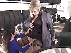 Piercing sex videos - lesbian sex seduction