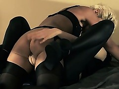 Ejacul xxx videos - lesbian forced to eat pussy