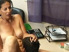Ejacul xxx video - lesbian forced to eat pussy